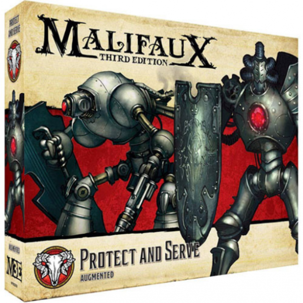 Malifaux (M3E): Protect and Serve