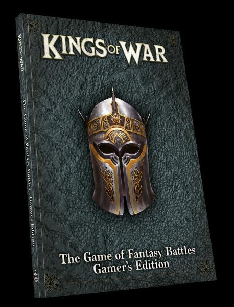 Kings of War: 3rd Edition - Gamer's Rulebook