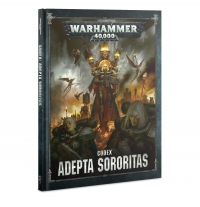 WH40K: Adepta Sororitas Codex (HC) (2020)