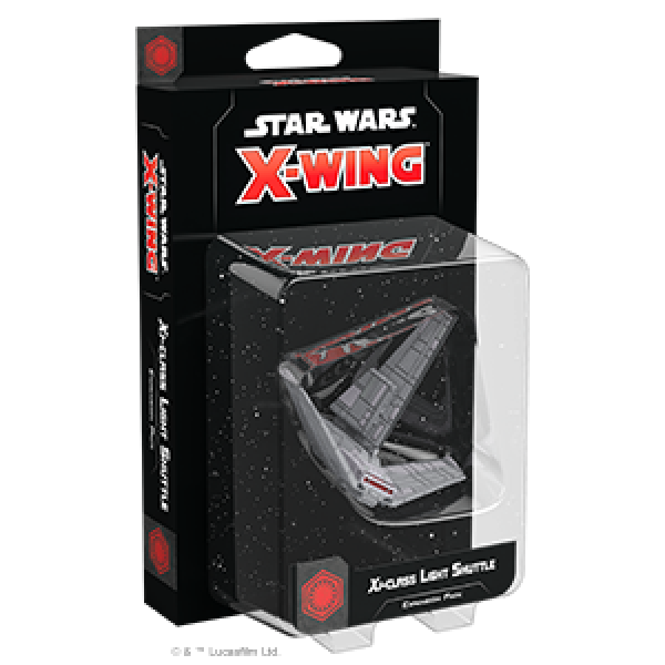 X-Wing 2.0: Xi-class Light Shuttle Expansion Pack
