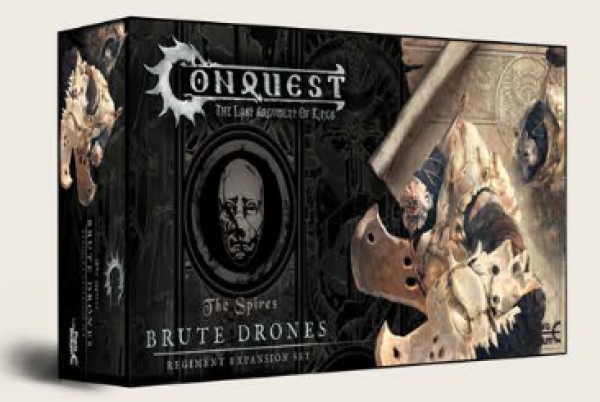 Conquest: The Spires - Brute Drones [FREE DEMO COPY]