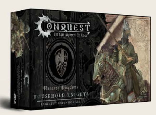 Conquest: Hundred Kingdoms - Household Knights [FREE DEMO COPY]