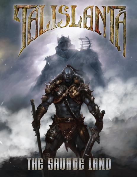 Talislanta RPG: The Savage Land (Original Edition)
