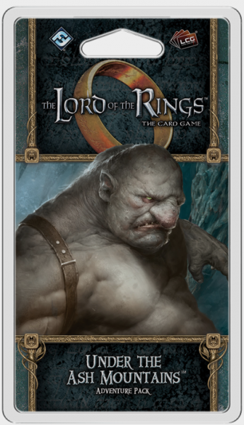 Lord of the Rings LCG: Under the Ash Mountains