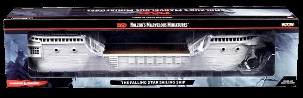 D&D Nolzurs Marvelous Unpainted Minis: The Falling Star Sailing Ship