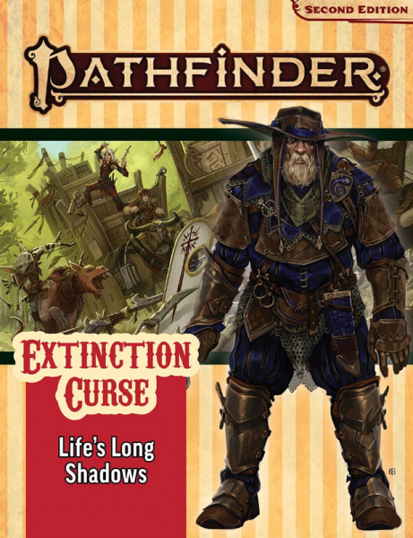 Pathfinder (P2): Pathfinder Adventure Path - Life's Long Shadows (Extinction Curse 3 of 6)
