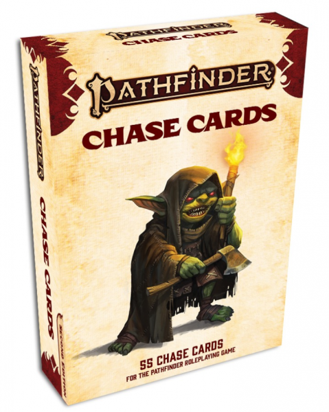 Pathfinder (P2): Chase Cards Deck (Accessory)