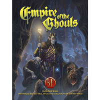 Dungeons & Dragons RPG: Empire of the Ghouls for 5th Edition (HC)