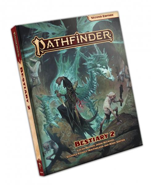 Pathfinder (P2): Bestiary 2