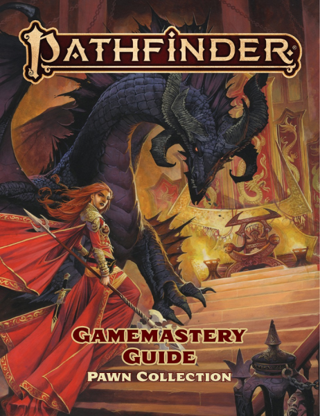 Pathfinder Pawns: Gamemastery Guide NPC Pawn Collection (P2)