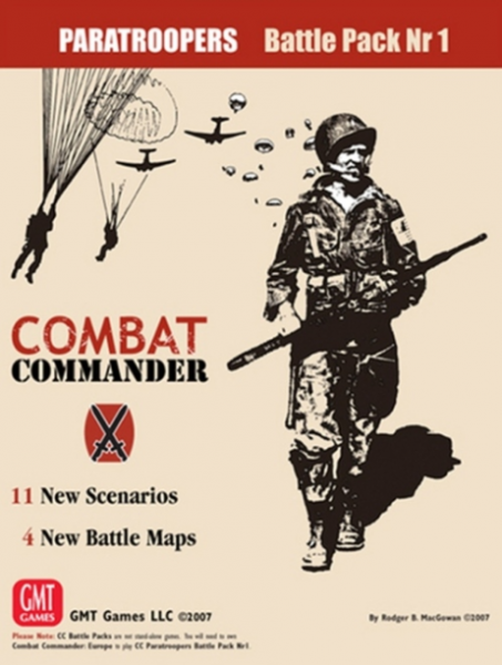 Combat Commander: Battle Pack #1 Paratrooper