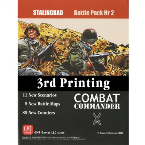 Combat Commander: Battle Pack #2 Stalingrad