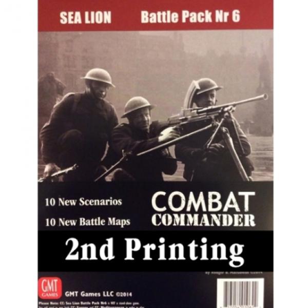 Combat Commander: Battle Pack #6 Sea Lion