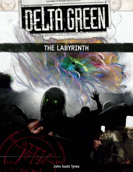 Delta Green RPG: The Labyrinth