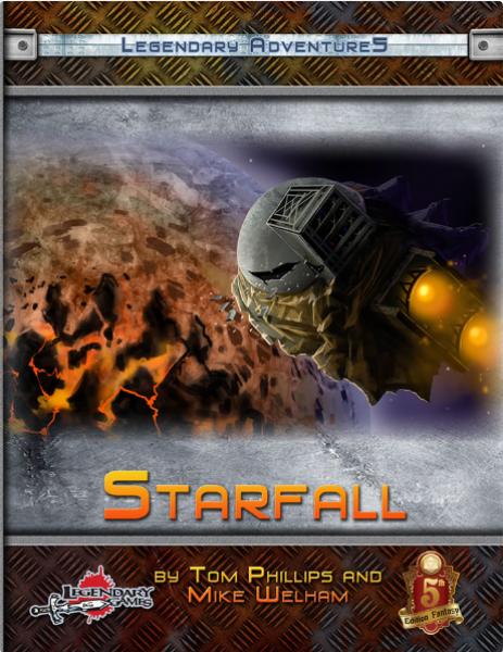D&D 5th Edition: Starfall (5E)