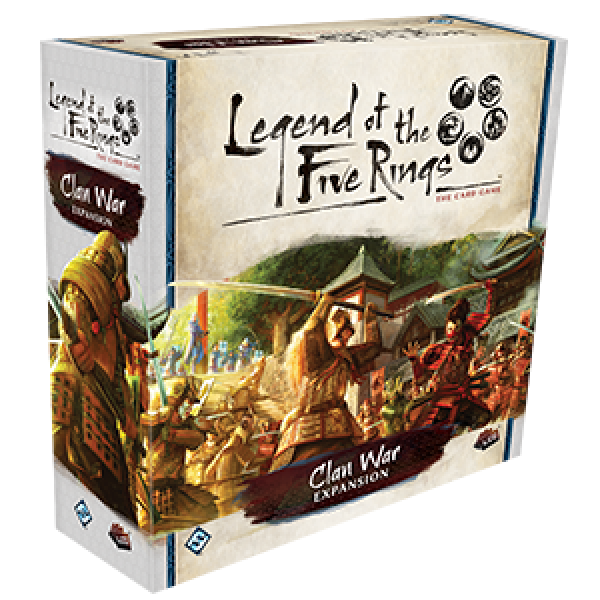 Legend of the Five Rings LCG: Clan War