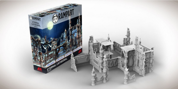 Rampart: Eternal Cathedral
