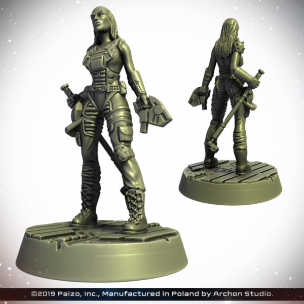 Starfinder: Ferani Nadaz