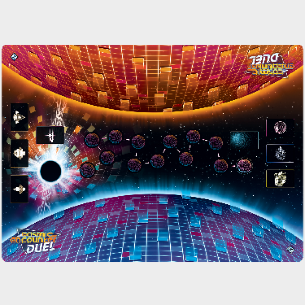 Cosmic Encounter: Duel Gamemat