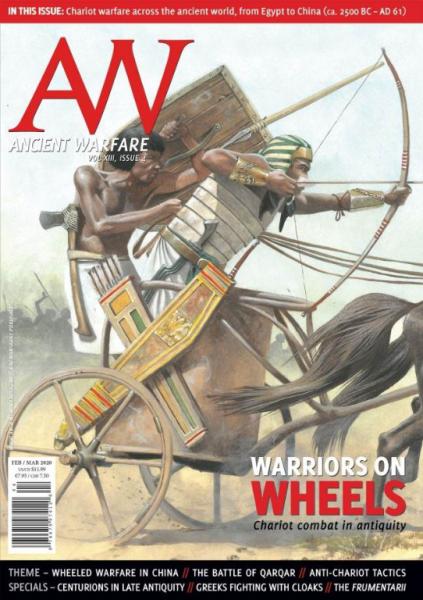 Ancient Warfare Magazine: Volume 13, Issue #4