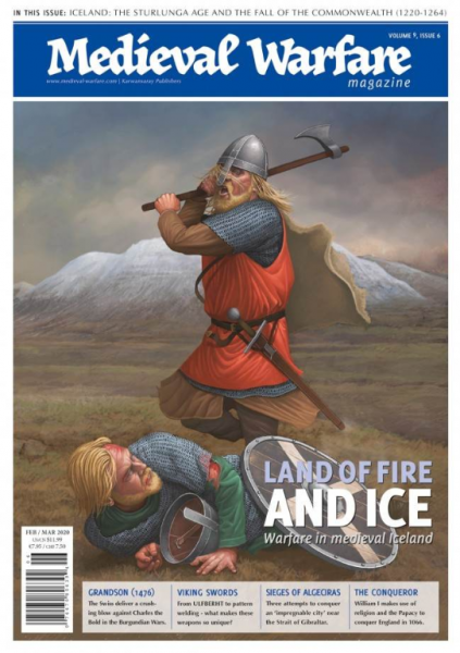 Medieval Warfare Magazine: Volume 9, Issue #6