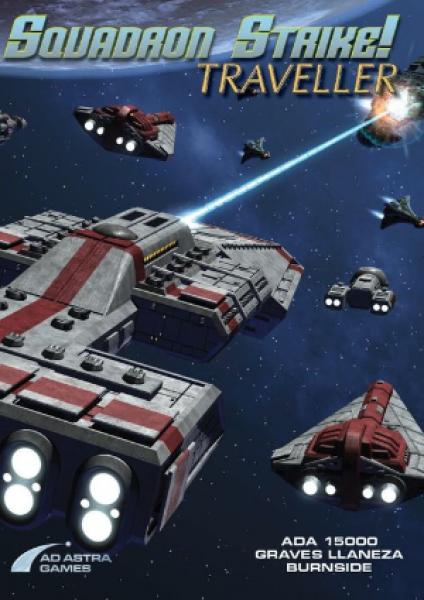 Squadron Strike: Traveller Deluxe
