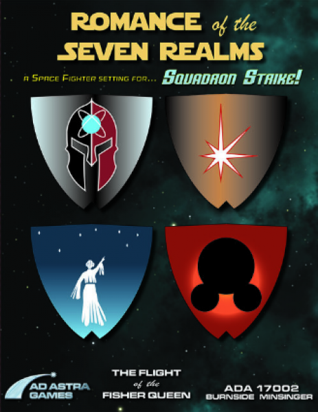 Squadron Strike: Romance of the Seven Realms