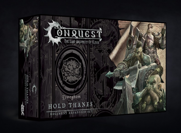 Conquest: Dweghom - Hold Thanes (Dual Kit with Dragonslayers)