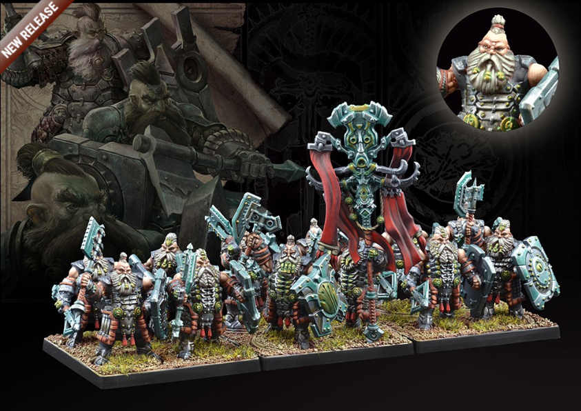 Conquest: Dweghom - Hold Thanes (Dual Kit with Dragonslayers)