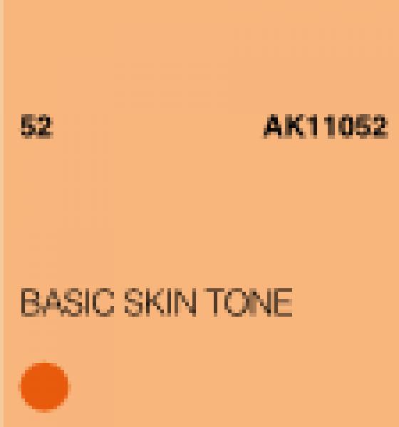 AK-Interactive: (3rd Gen) Acrylic - Basic Skin Tone (17ml)