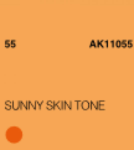 AK-Interactive: (3rd Gen) Acrylic - Sunny Skin Tone (17ml)