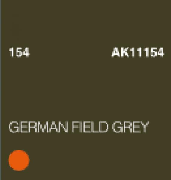AK-Interactive: (3rd Gen) Acrylic - German Field Grey (17ml)