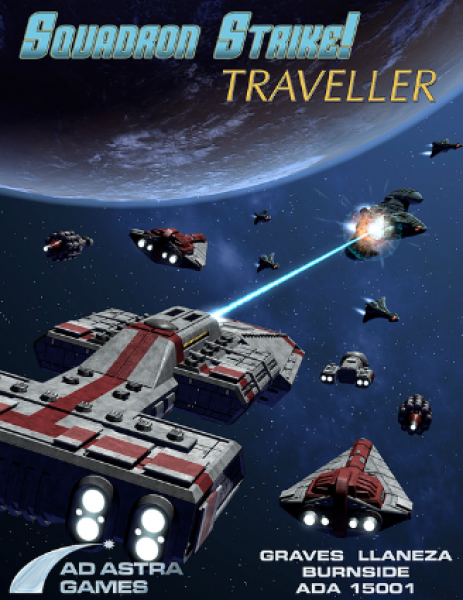 Squadron Strike: Traveller Folio