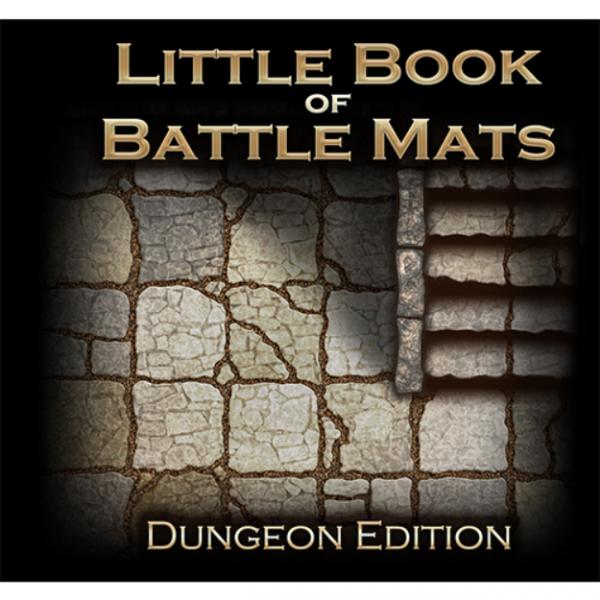 Little Book of Battle Mats Dungeon Edition