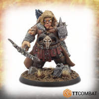 Warlords of Erehwon: Ogre Huntress