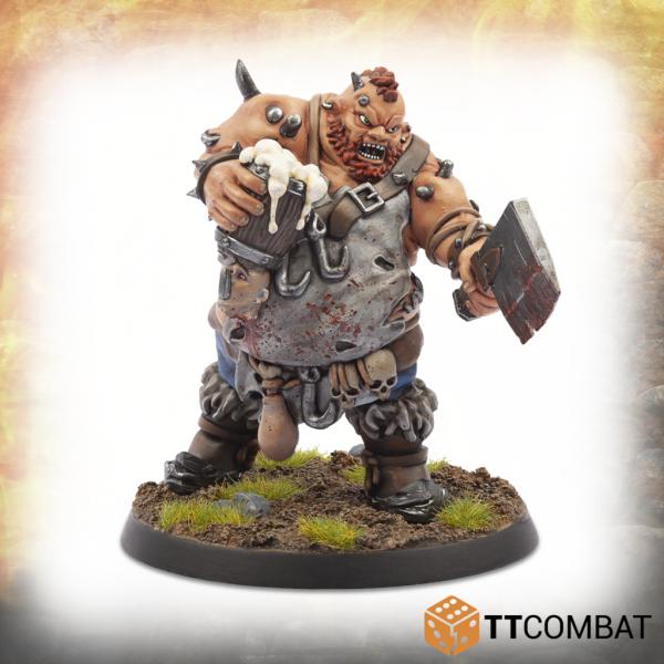 Warlords of Erehwon: Ogre Butcher