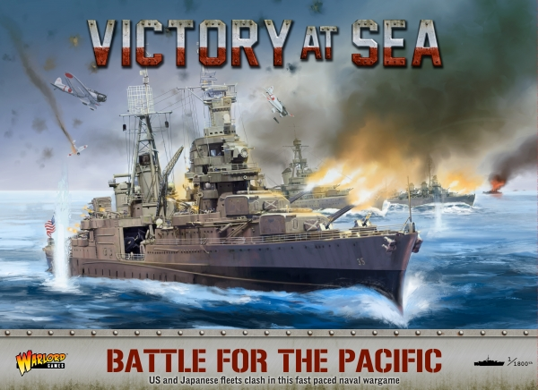 Victory at Sea: Battle for the Pacific starter game