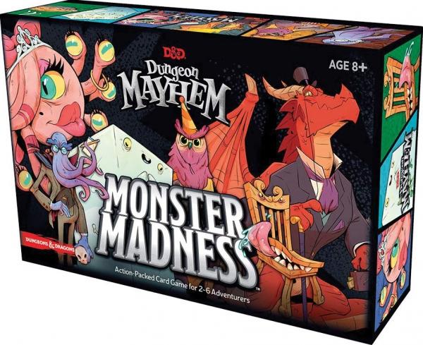 D&D: Dungeon Mayhem - Monster Madness