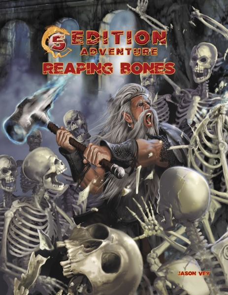 D&D 5th Edition Adventures: Reaping Bones
