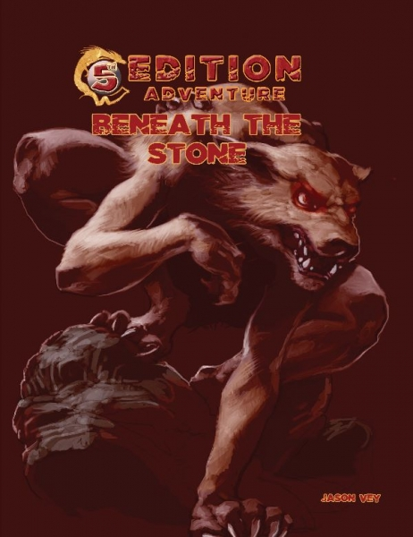 D&D 5th Edition Adventures: Beneath the Stone