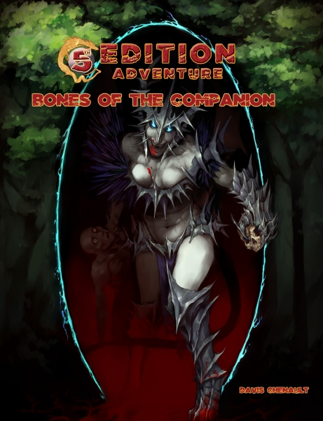 D&D 5th Edition Adventures: Bones of the Companion
