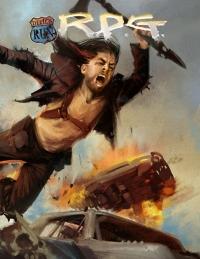 Devil's Run RPG (Core Rules) (HC)