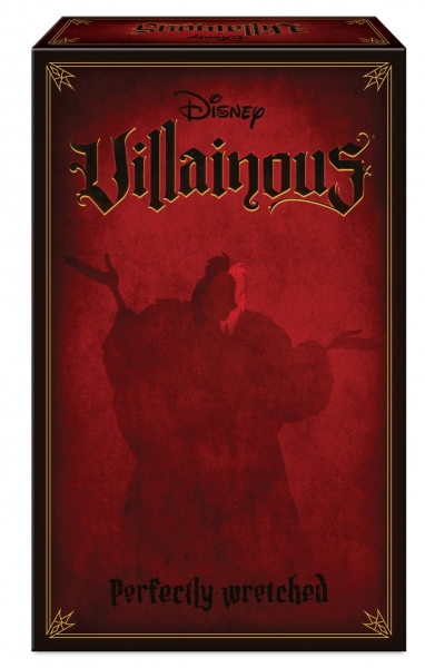 Disney Villainous: Perfectly Wretched Expansion