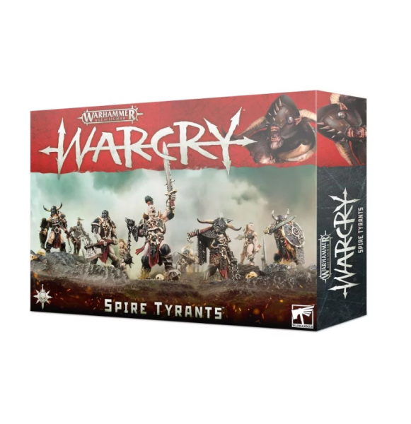 Age of Sigmar: Warcry - Spire Tyrants