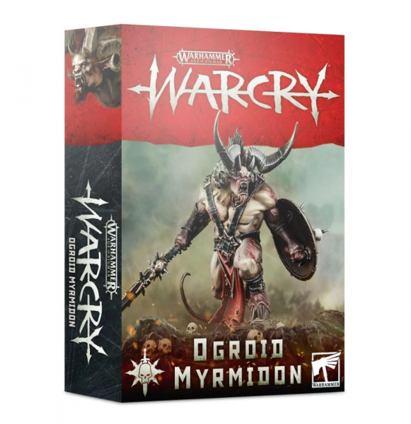 Age of Sigmar: Warcry - Ogroid Myrmidon