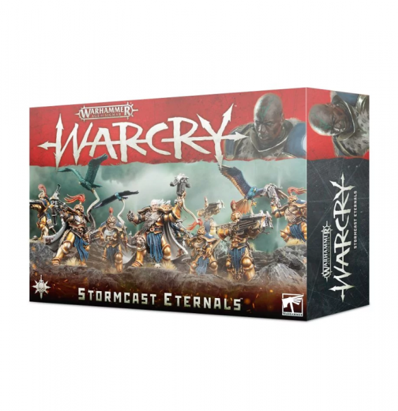 Age of Sigmar: Warcry - Stormcast Eternals