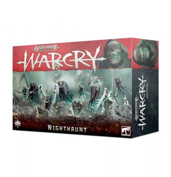 Age of Sigmar: Warcry - Nighthaunt