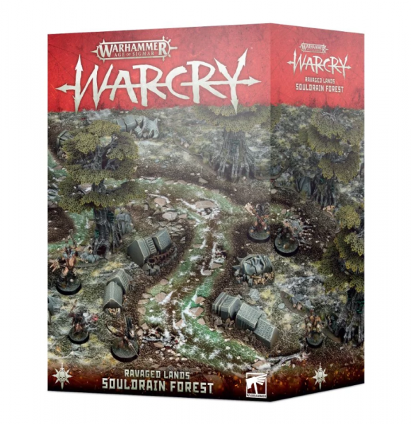 Age of Sigmar: Warcry - Souldrain Forest