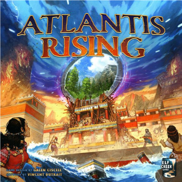 Atlantis Rising: Core Game (2nd Edition)