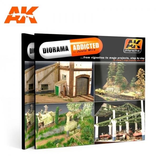 AK-Interactive: Diorama Addicted